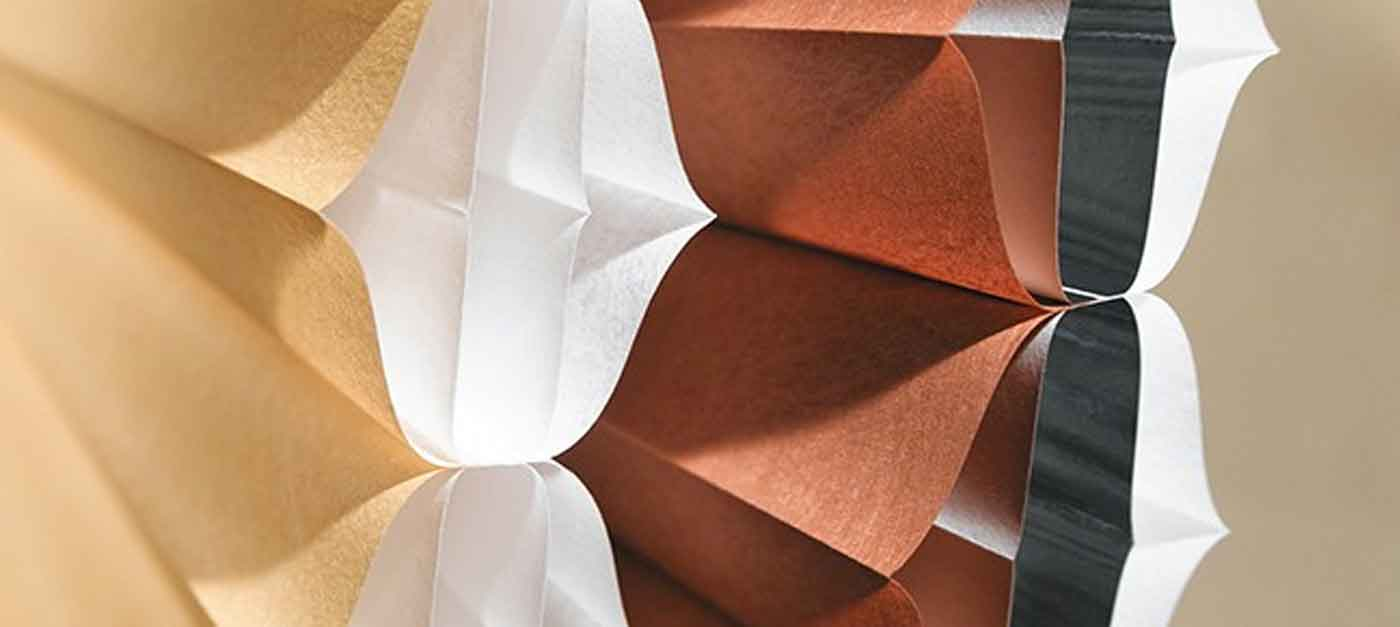 Duette Vertiglide® Honeycomb Shades