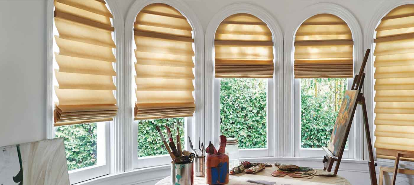 Vignette® Tiered™ Architella® Shades