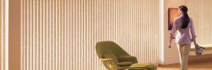 Hunter Douglas Somner Custom vertical blinds
