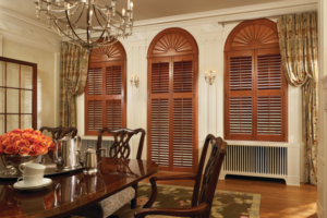 Shutters - real wood 5