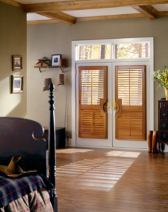 Shutters - real wood 7