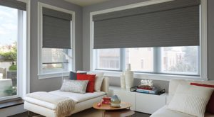 Hunter Douglas Sonnette™ Cellular Roller Shades